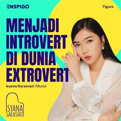 Menjadi Introvert di Dunia Extrovert