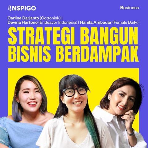Strategi Bangun Bisnis Berdampak